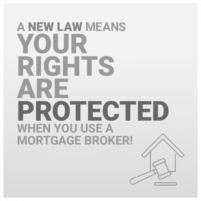 New law gives consumers another reason to use brokers